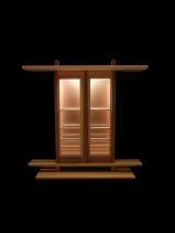 Fibonacci doors